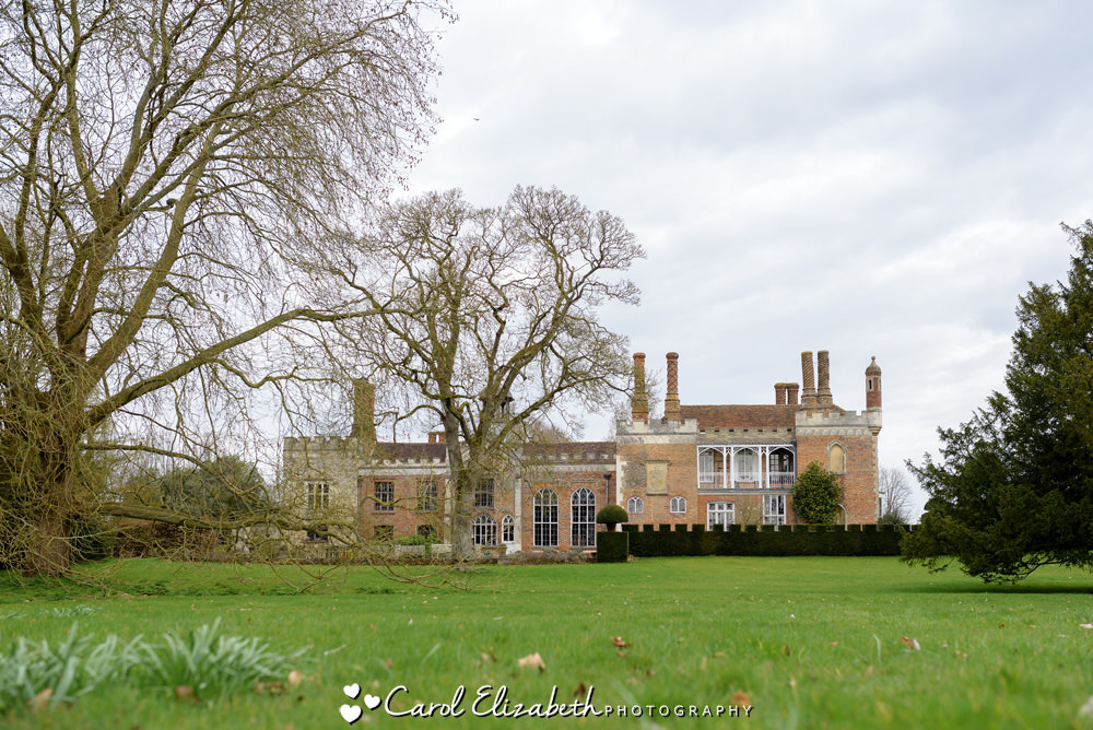 Nether Winchendon House wedding photography by Carol Elizabeth Photography