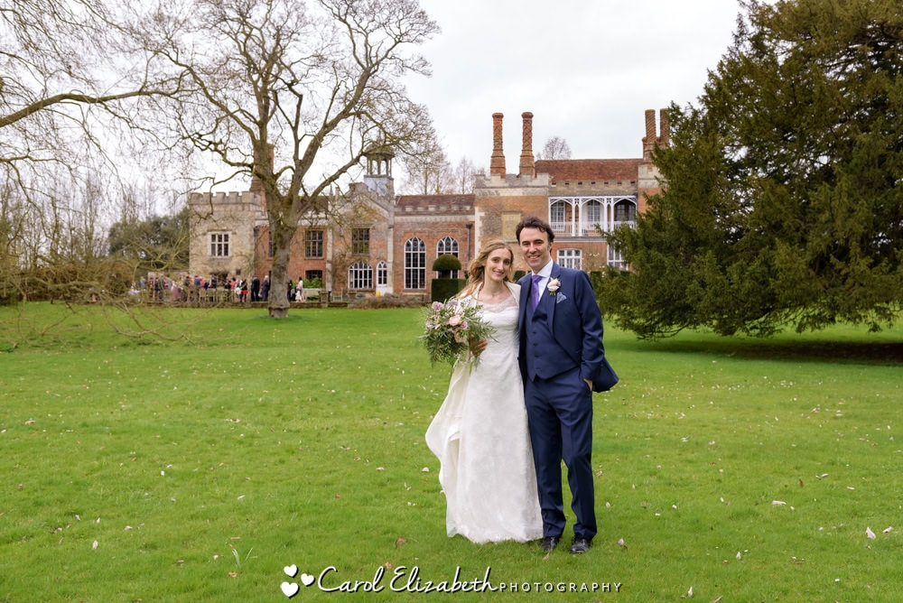 Nether Winchendon House wedding photographer