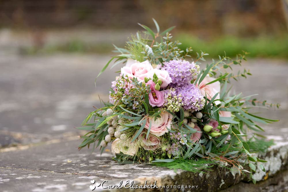 Herbert and Isles wedding florist in Buckinghamshire