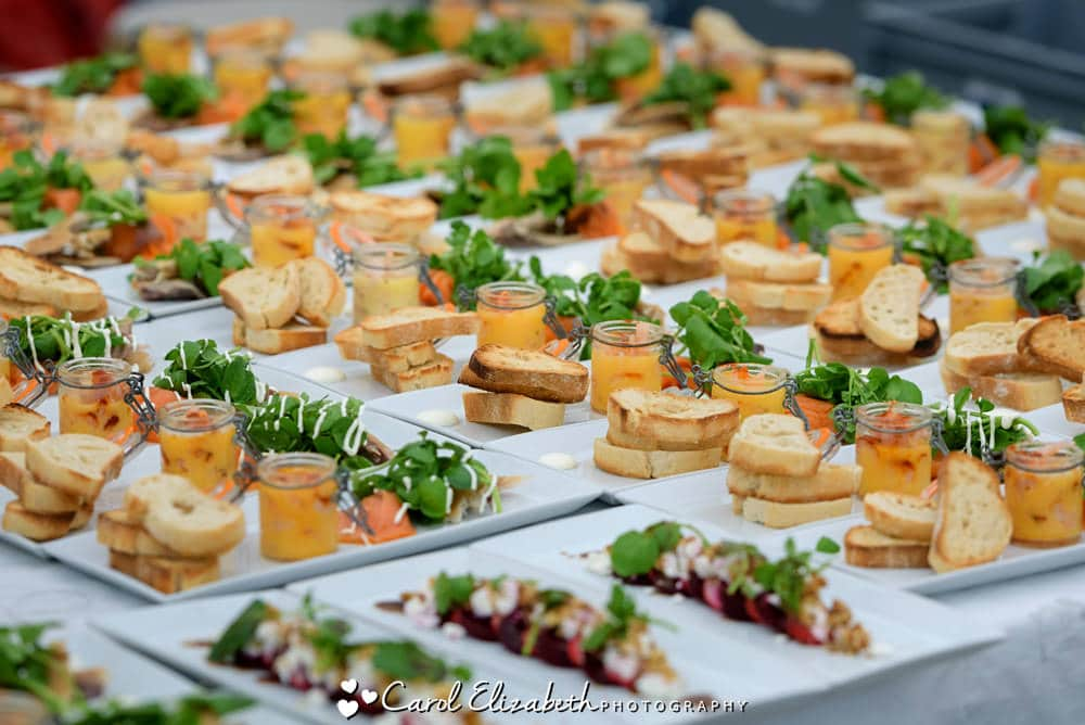 Wedding catering by Lavender Dining in Oxford