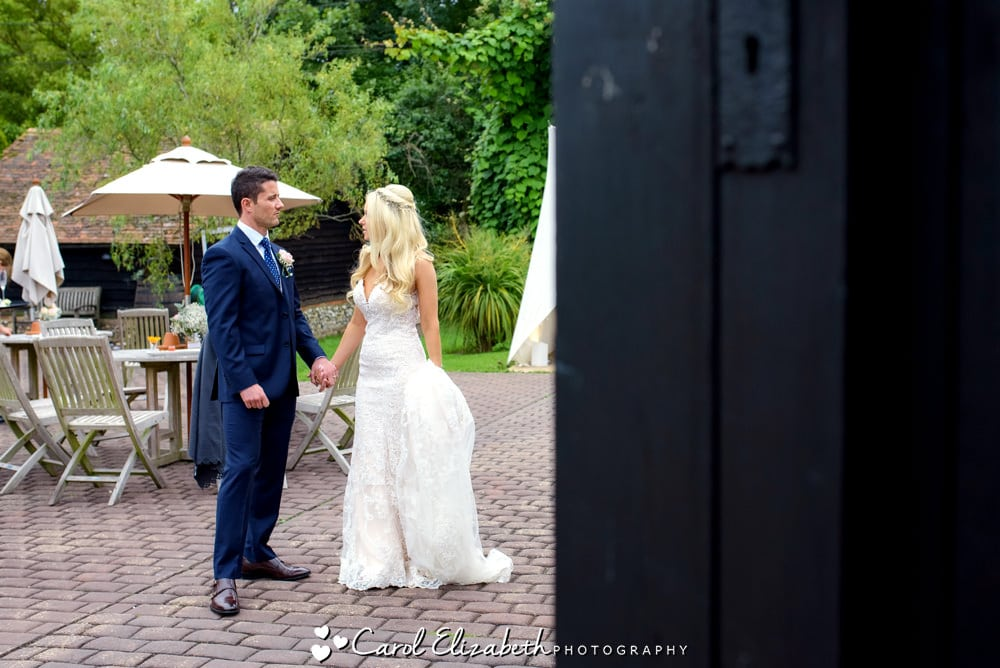 Reportage wedding photos at Old Luxters