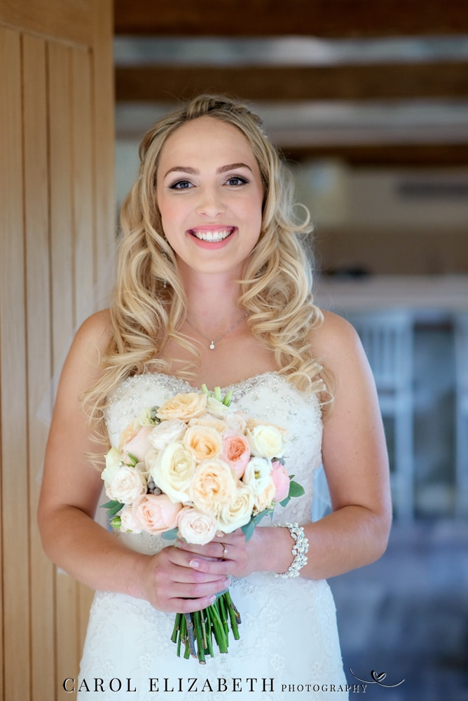 Classic Flowers Witney wedding bouquet