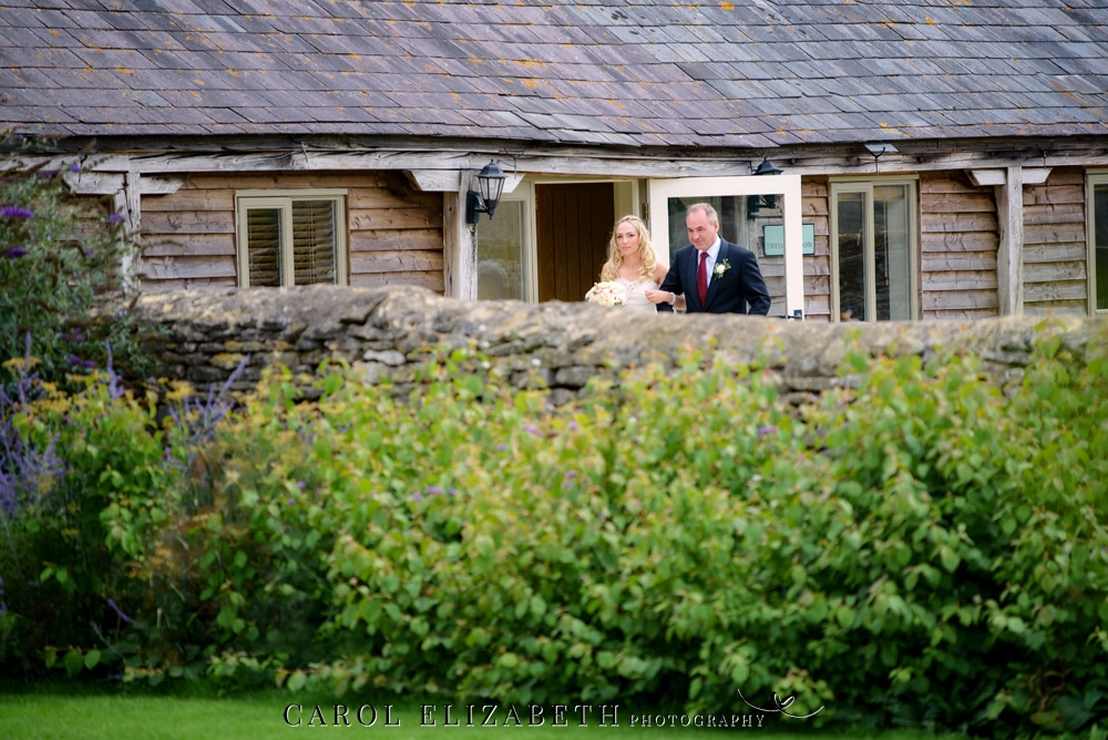 Reportage wedding photos at Caswell House