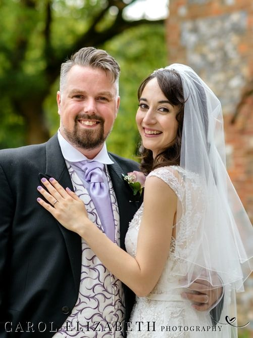 Carol Elizabeth Photography provides informal wedding photography in Oxfordshire
