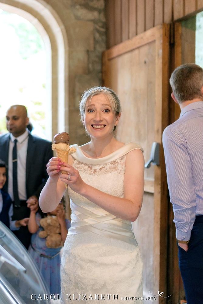 Abbey Buildings wedding reception in Abingdon