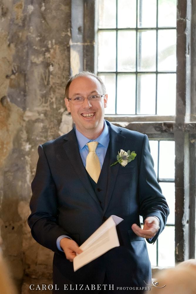 Abbey Buildings wedding photographer in Abingdon