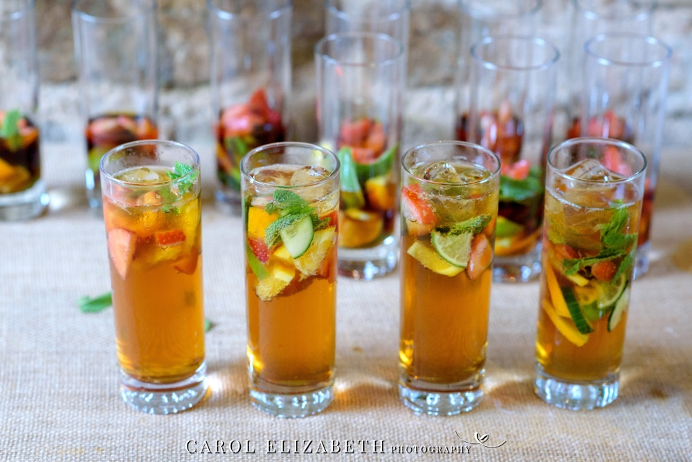 Wedding drinks by Bar Simple