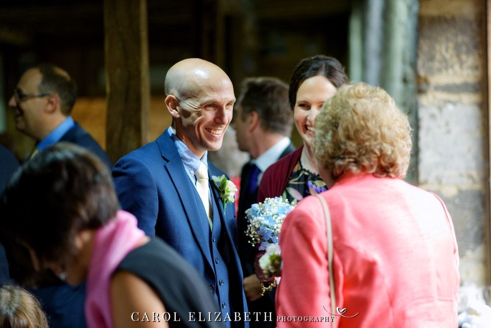 Weddings at Abbey Buildings in Abingdon