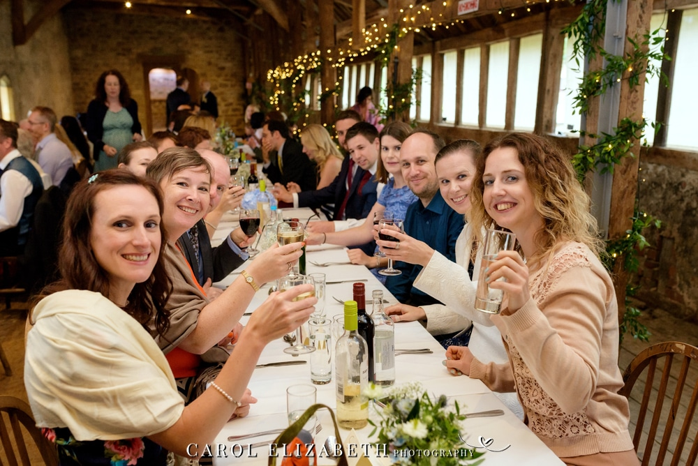 Abingson Abbey Buildings wedding photography