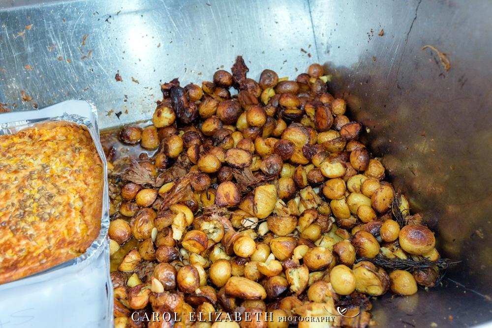 Nyama wedding catering - outdoor bbq