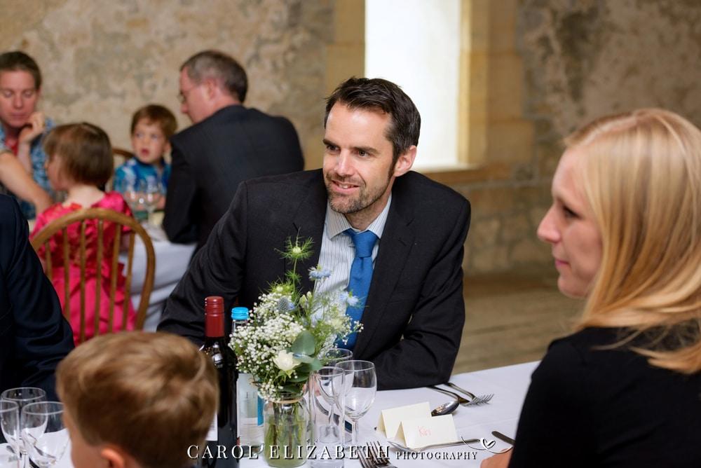 Informal wedding photography in Abingdon