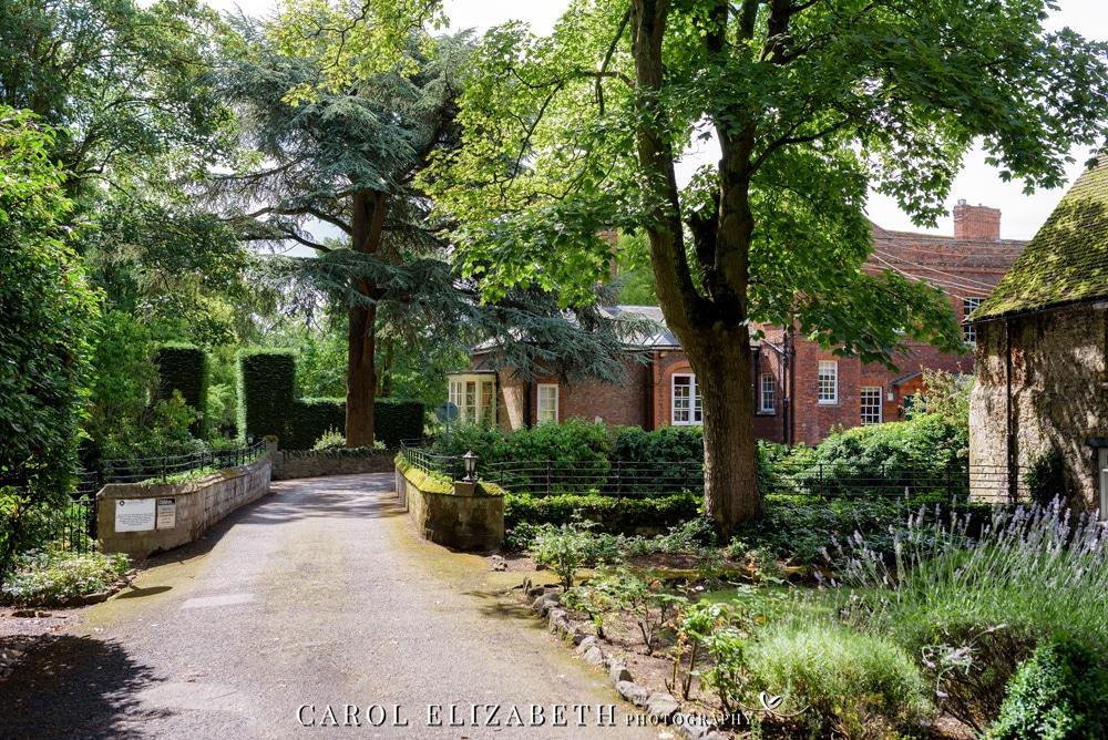 Coseners House Abingdon wedding venue