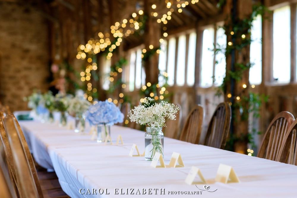 Abby Buildings Abingdon wedding reception