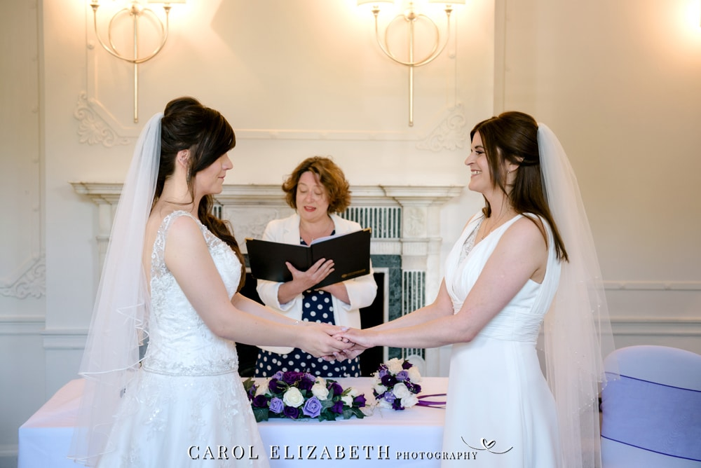 Civil wedding photography for LGBT weddings in Oxford