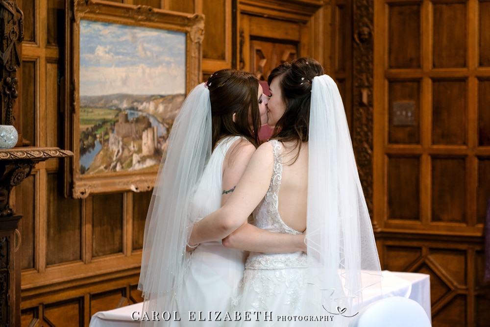 LGBT wedding photographer in Oxfordshire