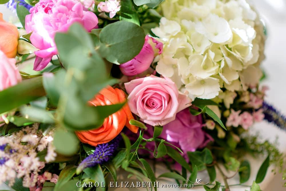 Bridal details for Oxford wedding