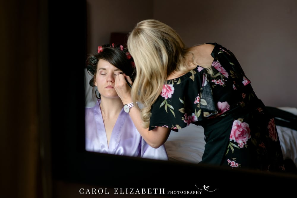 Milton Hill House wedding photography in a natural and informal style