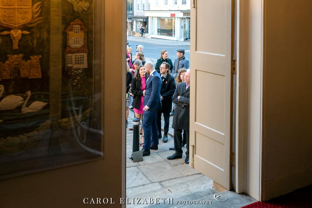 Windsor Guildhall weddings and Berkshire wedding photography