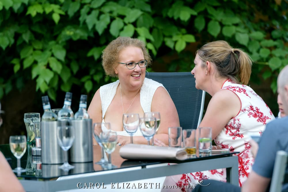 Relaxed wedding photography at Steventon House by Carol Elizabeth Photography