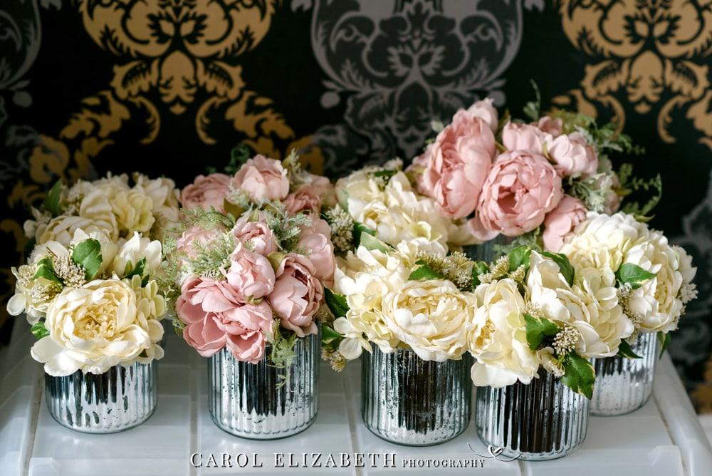 Steventon House wedding flowers by Keri the florist