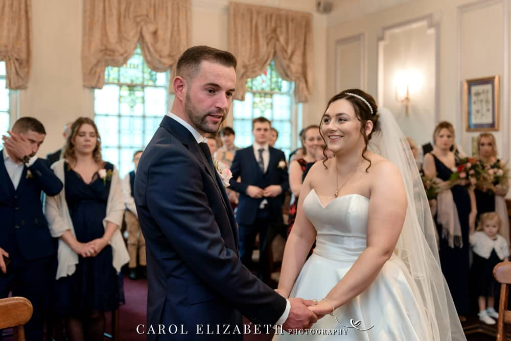 Informal and natural Oxford wedding photographer