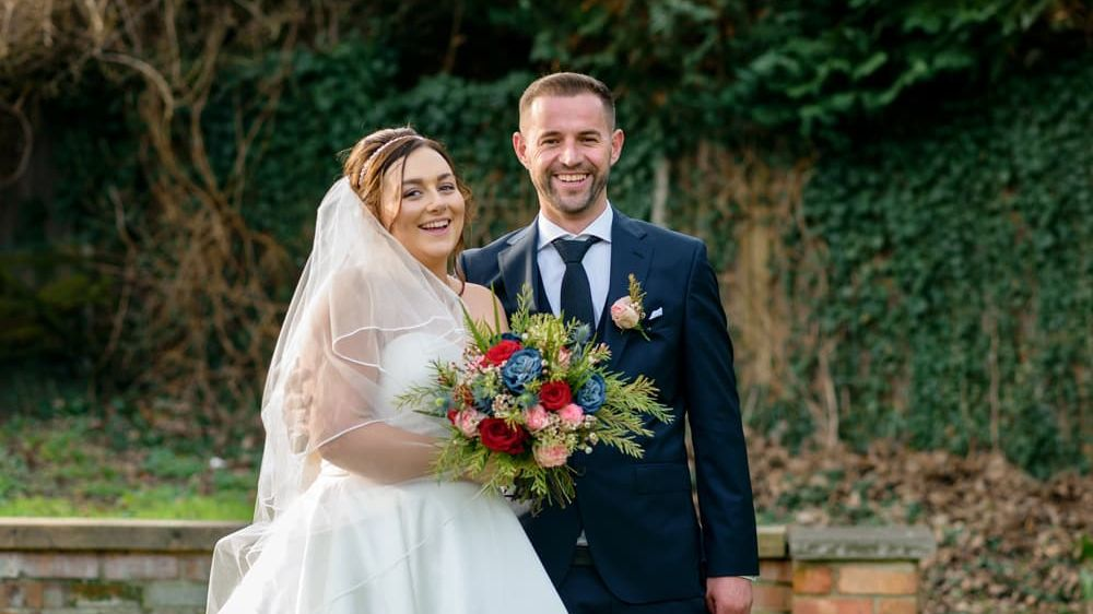 Professional wedding photography wantage and east hendred at snells hall