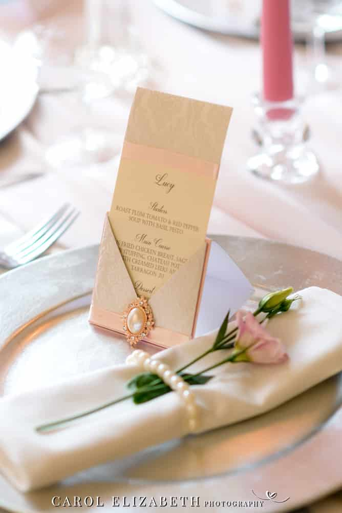 Weddings at Coseners House in Abingdon