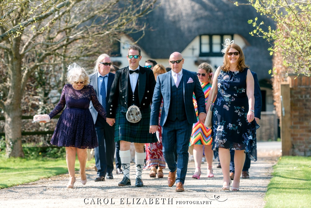 Old Dairy Hatherden wedding photography. Relaxed and natural wedding photography by Carol Elizabeth Photography