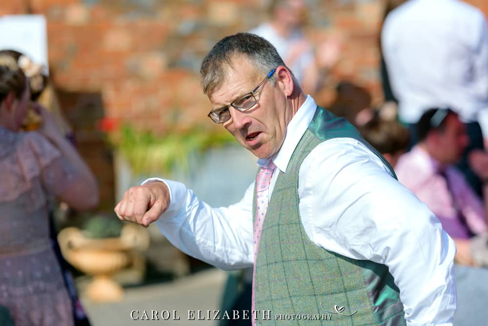 Hampshire wedding photographer at Old Hatherden Dairy. Stylish and romantic wedding photography in Hampshire