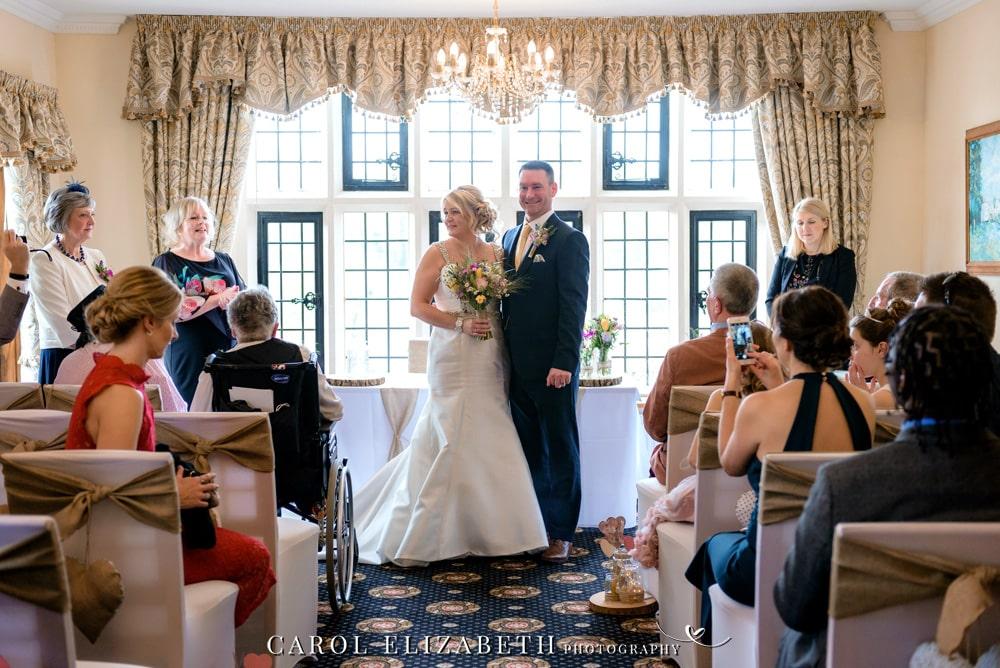 Stanton House Hotel wedding photographer in Swindon