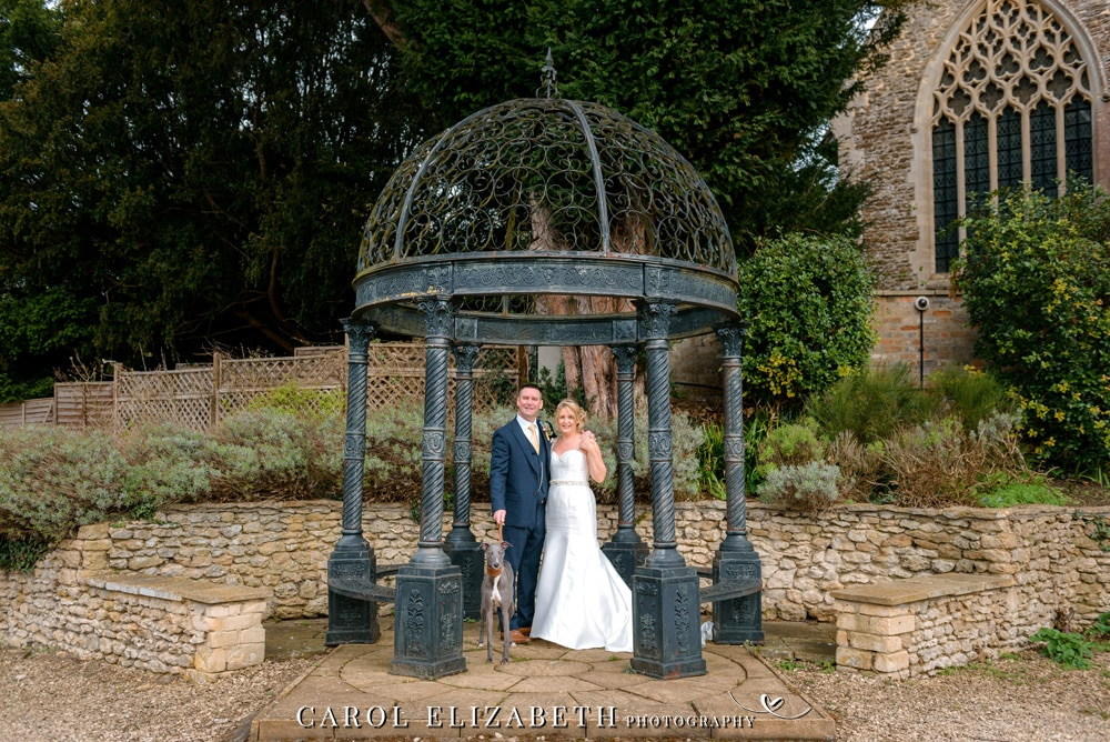 Stanton House Hotel wedding photographer in Swindon