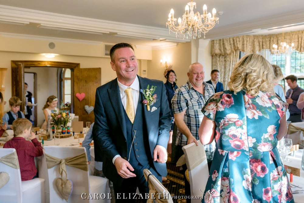 Stanton House Hotel weddings - Swindon wedding venue