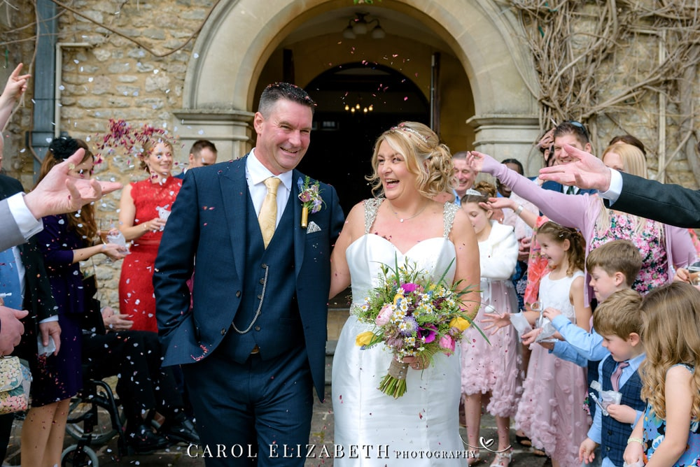Wedding photographer at Stanton House Hotel