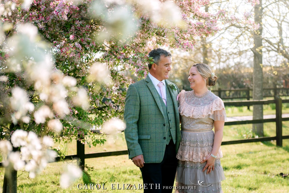Old Dairy Hatherden wedding photography. Elegant wedding photography by Carol Elizabeth Photography