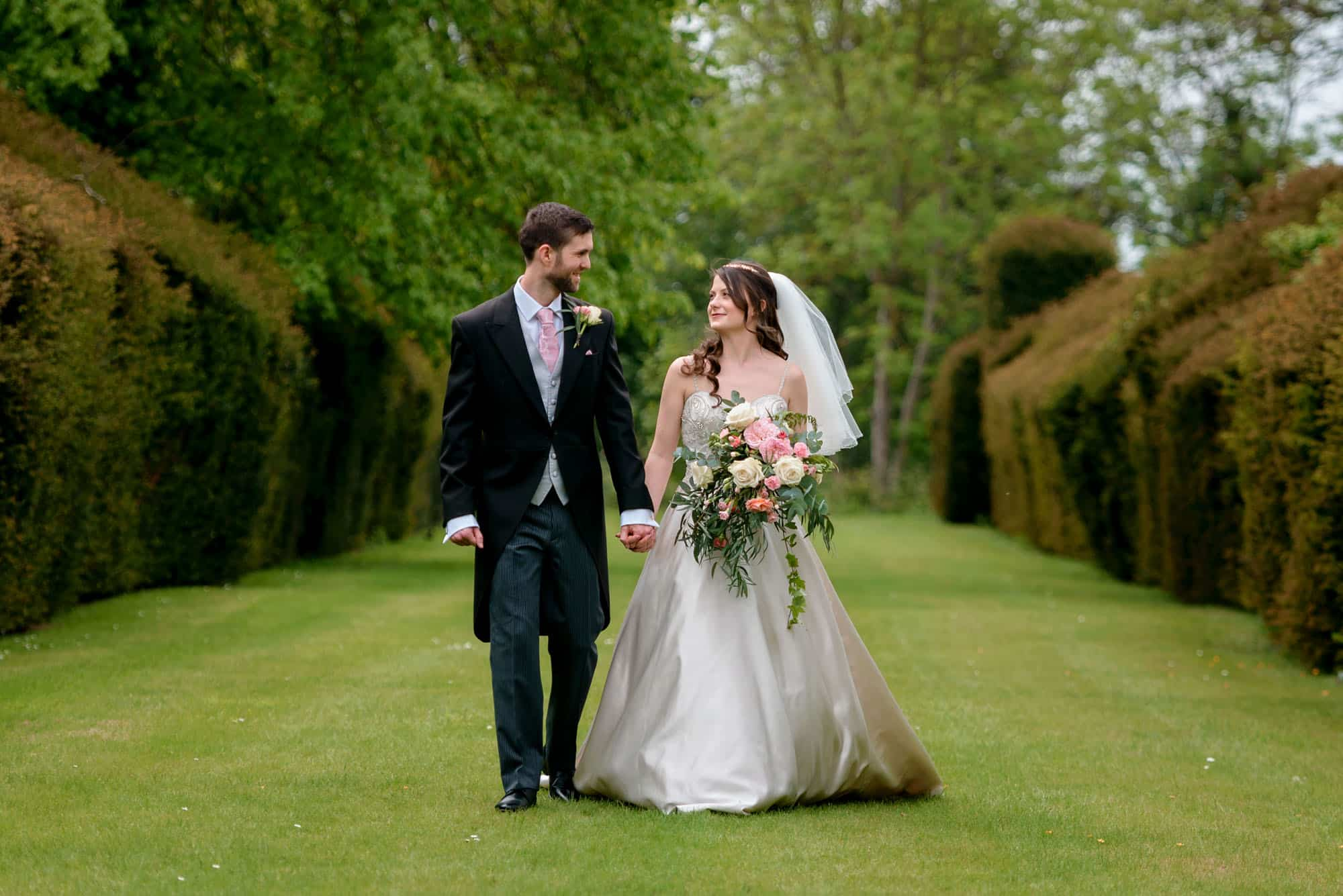 Weston Manor wedding photographer - wedding photographer Bicester - weddings at the manor weston on the green