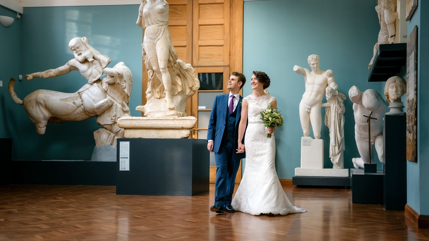 Weddings at The Ashmolean Oxford