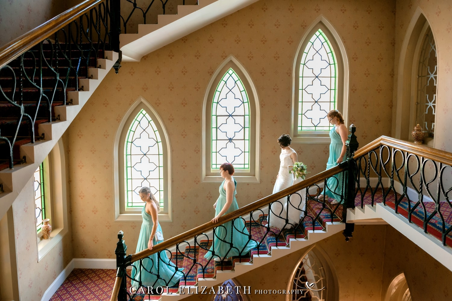 Wedding photography at The Randolph Hotel Oxford
