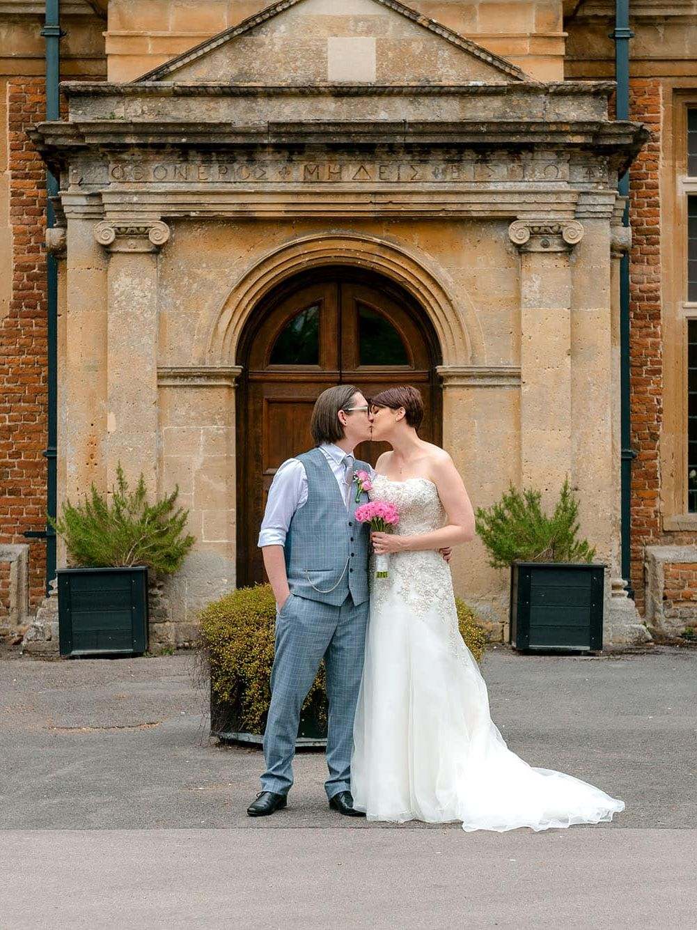 Weddings at Shaw House in Newbury and Berkshire by Carol Elizabeth Photography