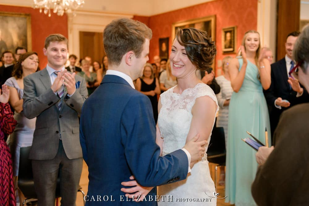 Weddings at The Ashmolean Museum and The Randolph in Oxford