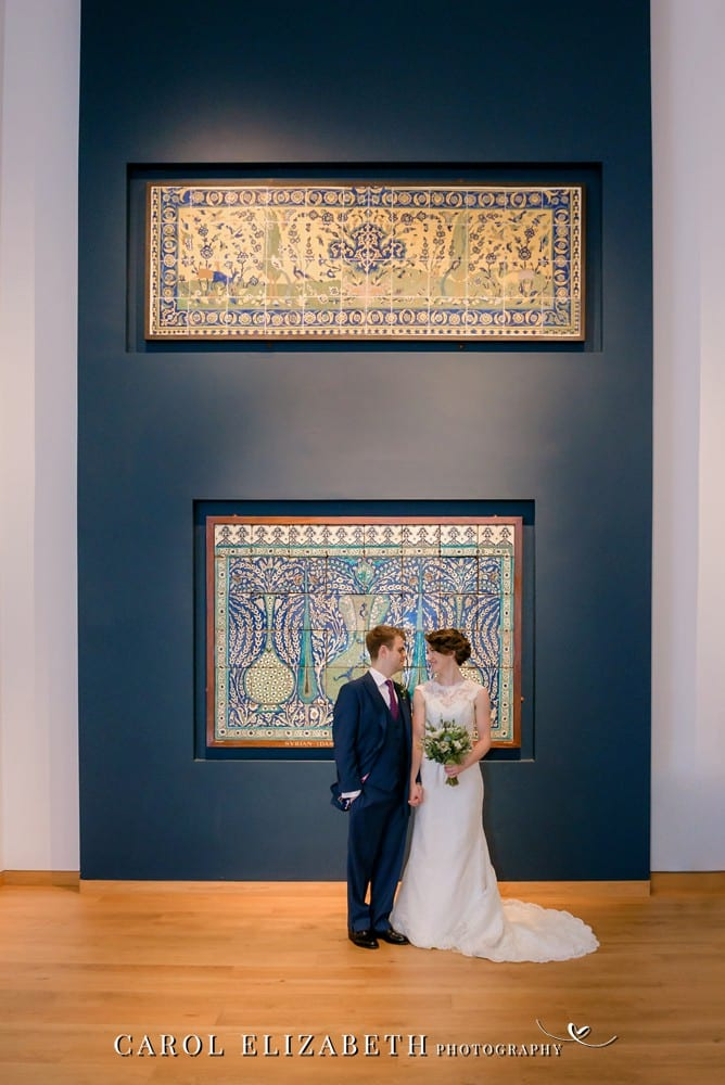Weddings at The Ashmolean Museum in Oxford