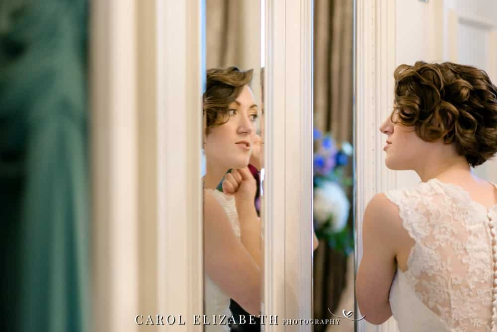 Oxford wedding photographer at The Randolph Hotel