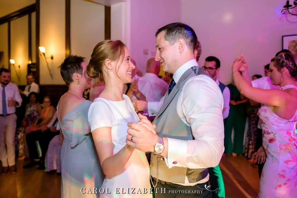 First dance at Coseners House