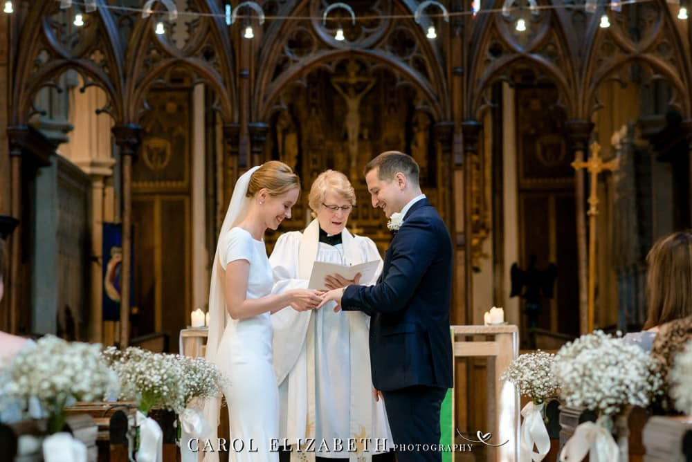 Oxfordshire and Abingdon wedding photographer - Carol Elizabeth Photography