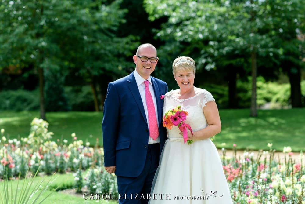 Professional wedding photographer in Abingdon with a relaxed and natural style