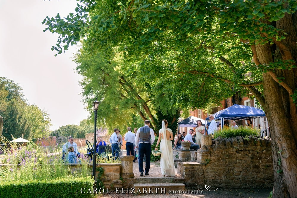 Coseners House wedding venue in Abingdon by Carol Elizabeth Photography