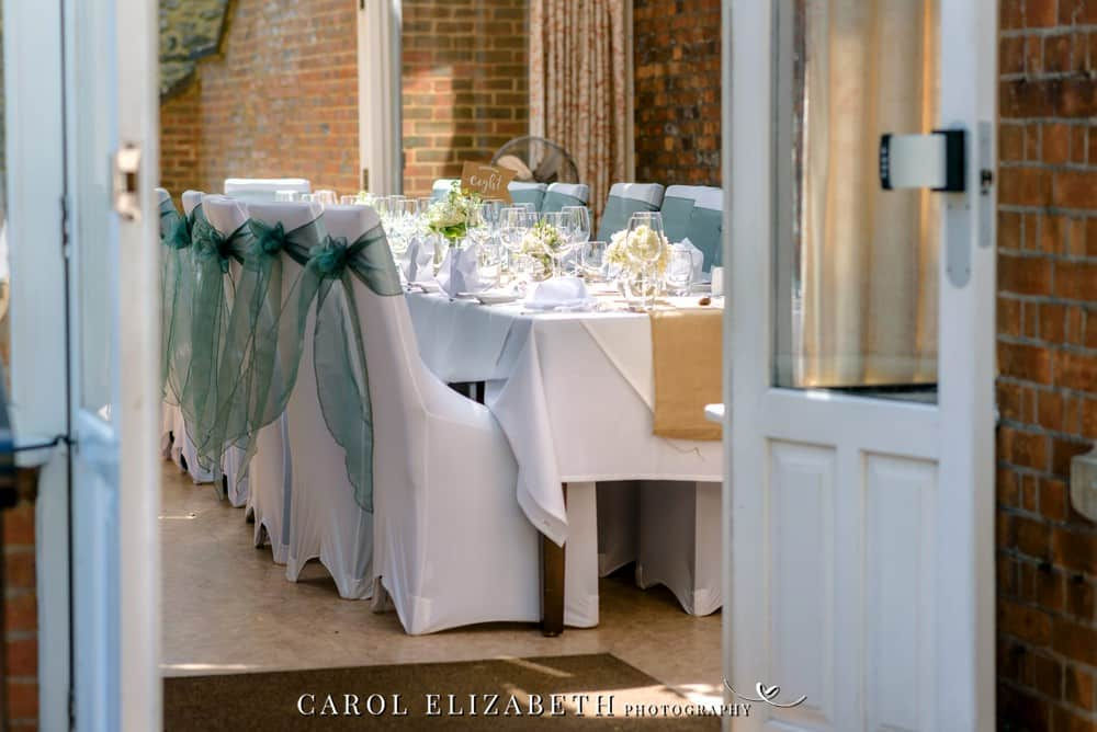 Coseners House wedding venue in Abingdon and Oxfordshire