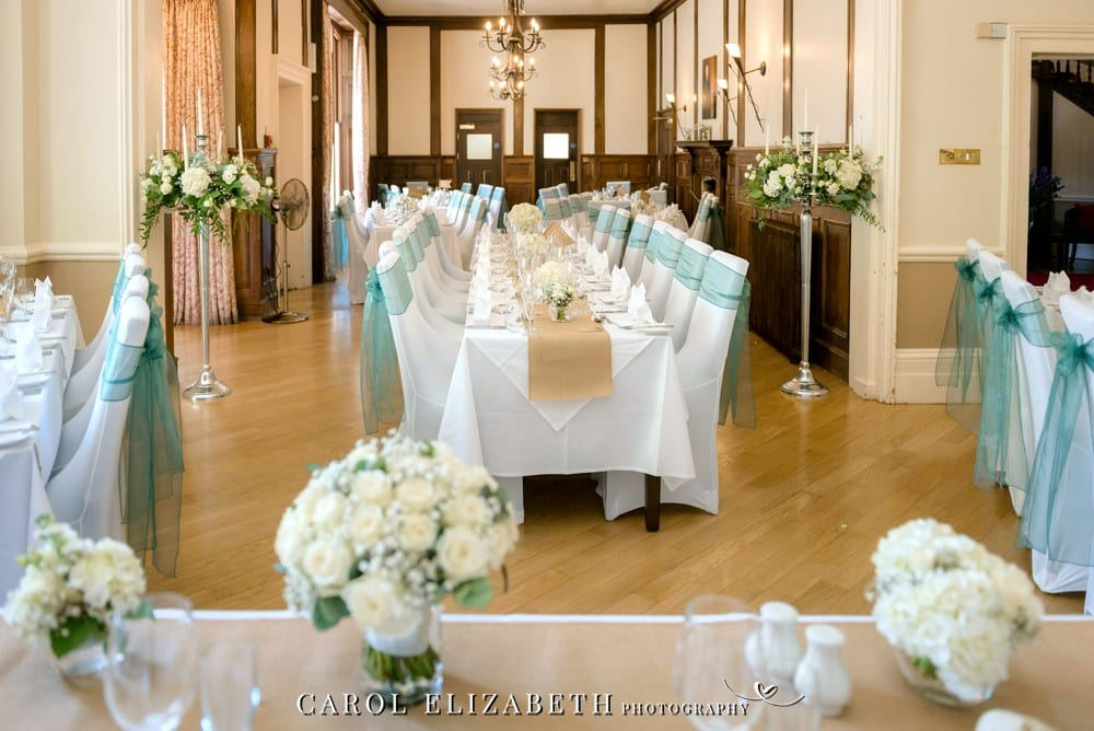 Weddings at Coseners House in Abingdon by Carol Elizabeth Photography