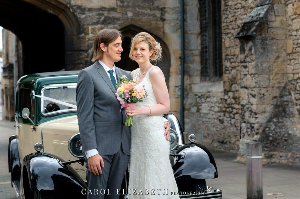 Abingdon Guildhall wedding photography