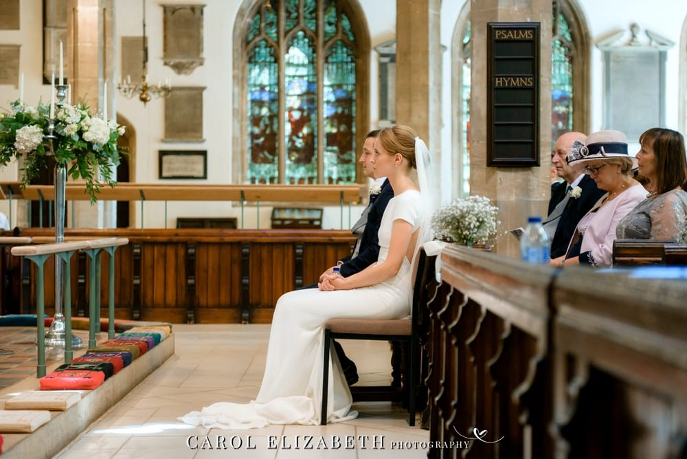 St Helens Church Abingdon weddings