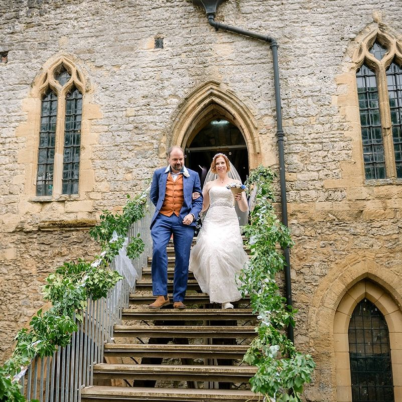 Professional wedding photography in Abingdon and Oxfordshire